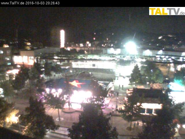 Webcam Wuppertal Döppersberg