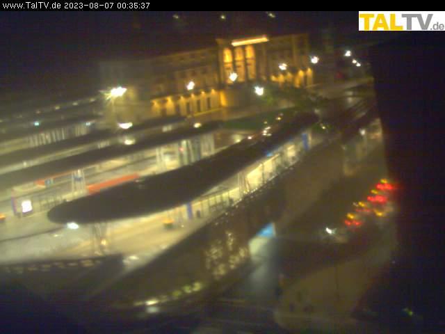 Livecam Wuppertal Döppersberg
